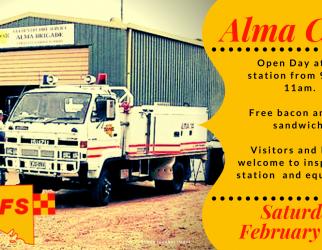 Alma CFS Open Day